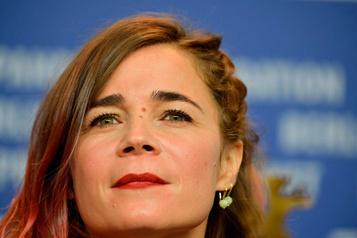 Berlinale: Blanche Gardin et les réseauxsociaux