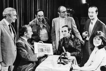 Il se voyait déjà, de Mario Girard Gros plan sur le Québec d'Aznavour)