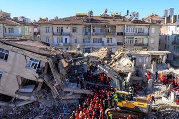 Séisme en Turquie: peu d'espoir de retrouver des survivants