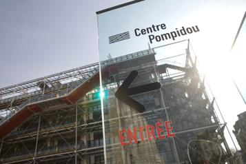 Le Centre Pompidou enrichit ses collections)