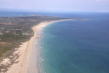 Un homme tué par un requin en Australie)
