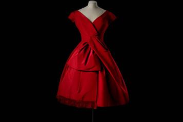 Dior au musée McCord