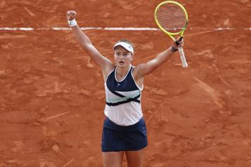 Roland-Garros Barbora Krejcikova et Anastasia Pavlyuchenkova en finale)