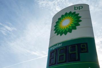 Hausse des cours Résultats en forte amélioration pour BP)