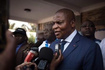 Deux Casques bleus tués Centrafrique: le président Touadéra réélu dans un pays en crise)