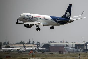 Washington abaisse la cote de sécurité aérienne du Mexique