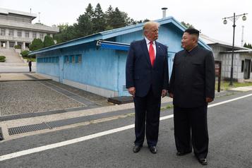 Pyongyang s'inquiète d'une «rechute du gâtisme» de Trump