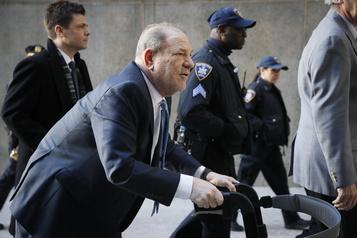 Harvey Weinstein coupable d'agression sexuelle et de viol