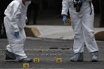 Attaque contre le chef de la sécurité de Mexico: 20 arrestations)