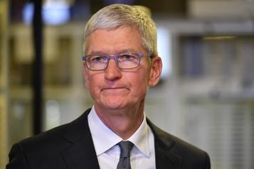 En forme olympique, Apple fait de son patron un milliardaire)