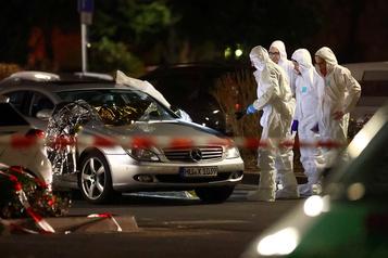 Allemagne: neuf morts dans deux fusillades, la piste «xénophobe» privilégiée