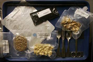 Missions longues L'alimentation, un problème préoccupant pour l'Agence spatiale canadienne)