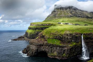 Les îles Féroé ferment le temps d'un week-end