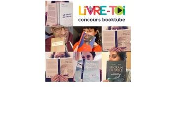 Un concours pour les jeunes mordus de lecture)