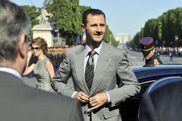 Syrie: le pouvoir dénonce une conférence d'aide à ses citoyens)
