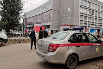 Russie Au moins huit morts dans une fusillade à l'université de Perm)