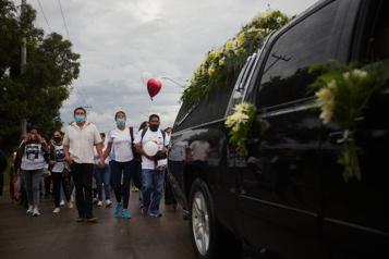 La Presse au Mexique «Ma petite fille est enfin revenue»)