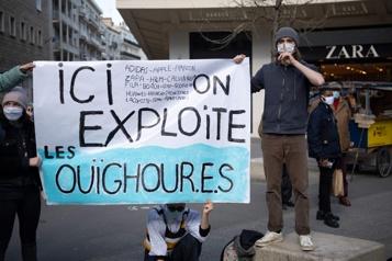 Travail forcé des Ouïghours: quatre multinationales de l'habillement visées )