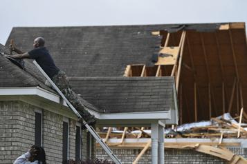 Le sud des États-Unis encore menacé par des tornades)