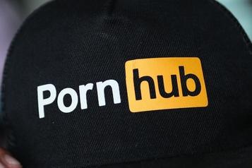 Allégations de pornographie juvénile «Nous avons une tolérance zéro», affirme le site Pornhub)