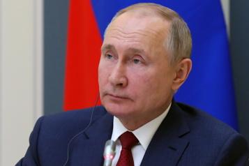 Forum économique de Davos Poutine se dit «prêt» à de meilleures relations avec les Européens)