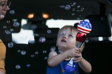 Les États-Unis célèbrent un 4juillet au goût amer)