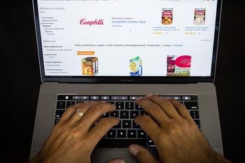 Faire son épicerie en ligne… et en isolement)