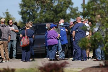 Tennessee Un mort et 12 blessés dans une fusillade dans un supermarché)