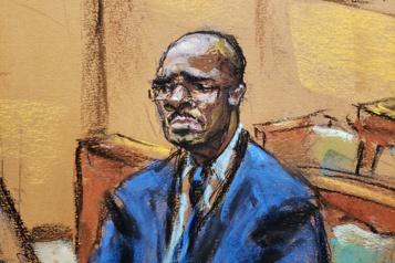 New York Ouverture du procès de R.Kelly avec la sélection des jurés)