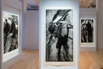 Les galeries d'art prudentes face à la COVID-19