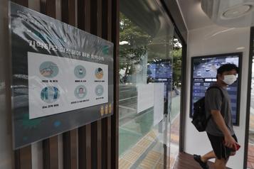 COVID-19: durcissement des mesures de restriction en CoréeduSud)