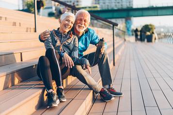 Les aînés qui bougent ressentent des bienfaits immédiats