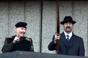 Le numéro deux de Saddam Hussein est mort)
