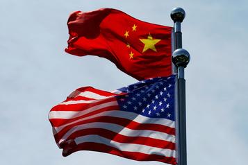 Washington accuse la Chine de «harceler» les journalistes étrangers)