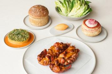 Nouveauté Repas de homard Extra)