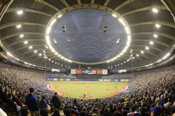 Les matchs préparatoires des Blue Jays à Montréal sont annulés