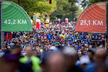 Marathon de Montréal : un homme de 24ans meurt à 1km de l'arrivée