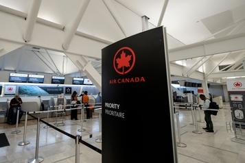 Les plaintes contre Air Canada en hausse aux États-Unis)