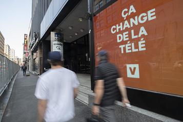 Bell achète la chaîne de télé V