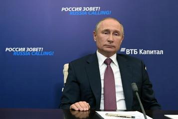 COVID-19 en Russie Poutine ne veut pas de confinement malgré la hausse des cas)