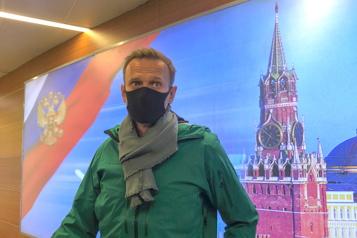 Arrestation d'Alexeï Navalny Les appels à sa libération se multiplient)