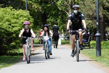 90 vélos pour des jeunes)