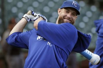 Royals: la retraite pour Alex Gordon)