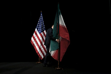 L'Iran met en garde Washington après des menaces de Trump)