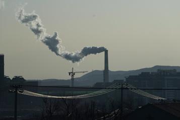 Baisse du CO2 Brouillard sur les prévisions chinoises)