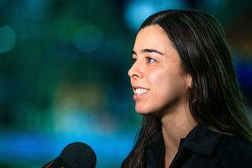 Meaghan Benfeito: «Je ne vais pas guérir à 100% d'ici les Jeux»