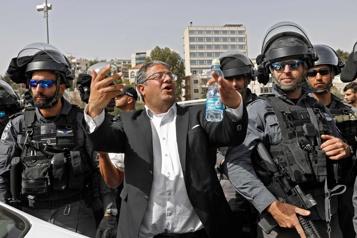 Jérusalem Le gouvernement Nétanyahou autorise une manifestation d'extrême droite)