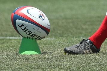 Des joueuses de rugby canadiennes atteintes de la COVID-19)