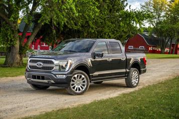 Banc d'essai FordF-150: beau comme un camion)