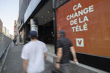 Achat de V: Bell est un«danger public», selon Québecor